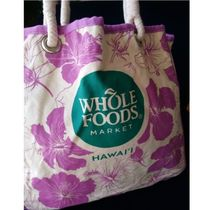 WHOLE FOODS MARKET 2WAY Shoppers