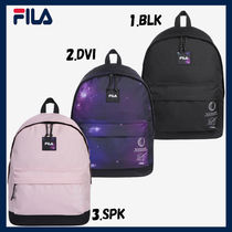 FILA Casual Style Collaboration Backpacks