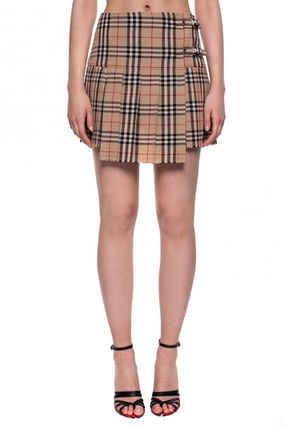 Burberry Mini Skirts