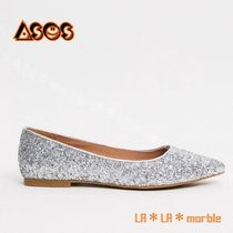 ASOS Casual Style Party Style Pointed Toe Shoes