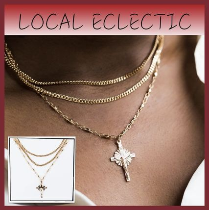 Costume Jewelry Casual Style Blended Fabrics Street Style