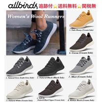 allbirds Runners Casual Style Plain Low-Top Sneakers