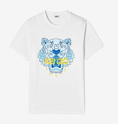 KENZO More T-Shirts Street Style Cotton Short Sleeves Designers T-Shirts 2