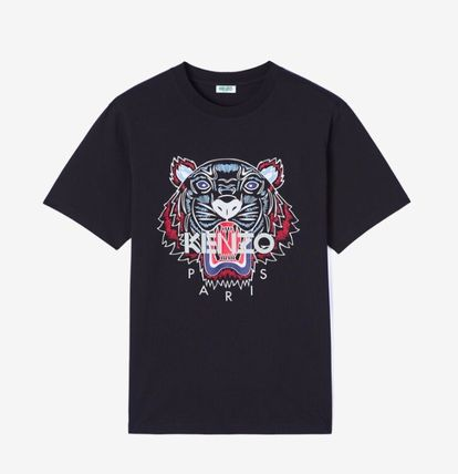 Street Style Cotton Short Sleeves Designers T-Shirts