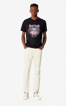 KENZO More T-Shirts Street Style Cotton Short Sleeves T-Shirts 4