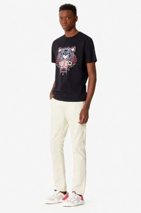 KENZO More T-Shirts Street Style Cotton Short Sleeves T-Shirts 5
