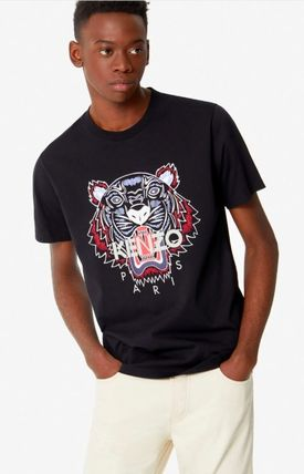 KENZO More T-Shirts Street Style Cotton Short Sleeves T-Shirts 7