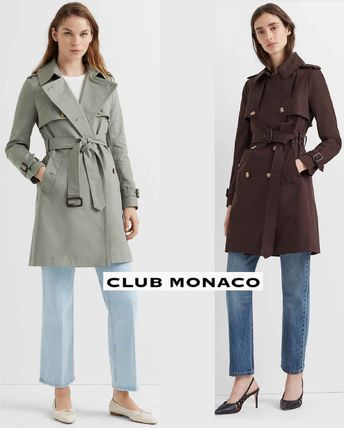 Office Style Trench Coats