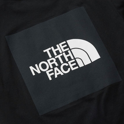 THE NORTH FACE More T-Shirts Unisex Street Style U-Neck Cotton Short Sleeves Logo Outdoor 5