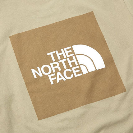 THE NORTH FACE More T-Shirts Unisex Street Style U-Neck Cotton Short Sleeves Logo Outdoor 12