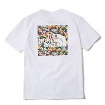 THE NORTH FACE Street Style Cotton T-Shirts