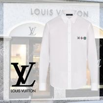 Louis Vuitton Long Sleeves Cotton Long Sleeve T-shirt Long Sleeve T-Shirts