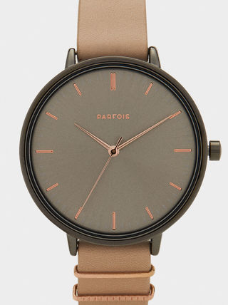 Casual Style Round Office Style Analog Watches