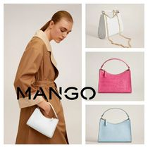 MANGO 2WAY Chain Shoulder Bags