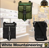 shop white mountaineering bags