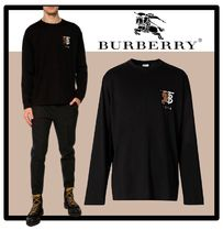 Burberry Street Style Luxury T-Shirts