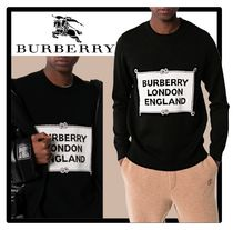 Burberry Street Style Luxury Sweaters