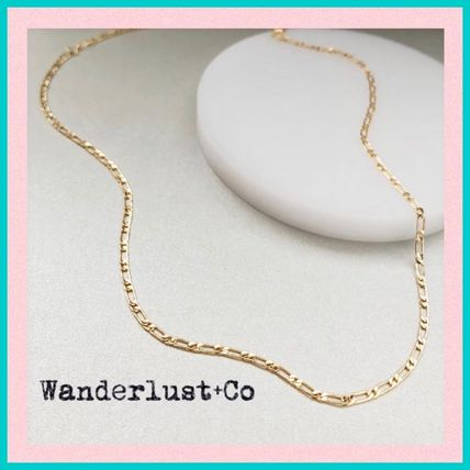 Casual Style Chain Party Style Office Style 14K Gold