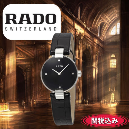 Casual Style Stainless Elegant Style Analog Watches