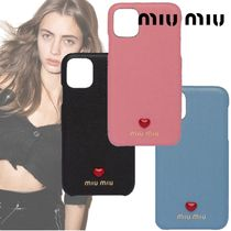 MiuMiu Logo iPhone 11 Pro iPhone 11 Pro Max iPhone 11