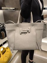 TOD'S Casual Style Party Style Elegant Style Logo Handbags