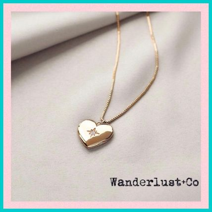 Casual Style Chain Party Style 14K Gold Elegant Style
