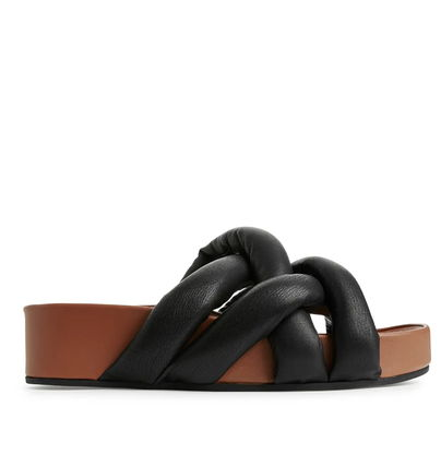 Casual Style Plain Leather Elegant Style Sandals