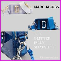 MARC JACOBS Snapshot Stripes Casual Style 2WAY Party Style Crystal Clear Bags