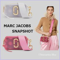 MARC JACOBS Snapshot Dots Casual Style 2WAY Party Style Crystal Clear Bags