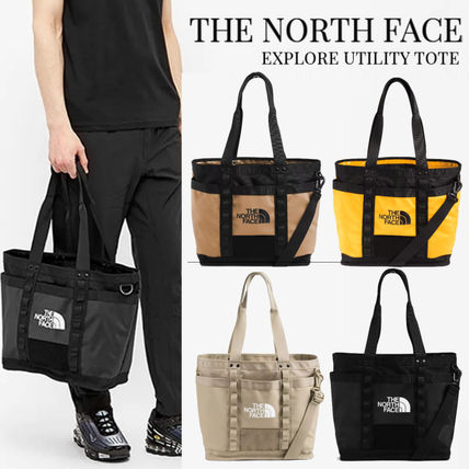 THE NORTH FACE Unisex Logo Totes