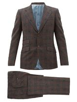 GUCCI Blended Fabrics Suits