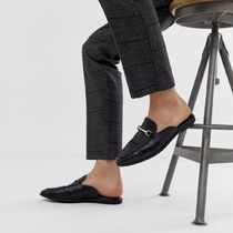 ASOS Faux Fur Other Animal Patterns Oxfords