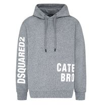 D SQUARED2 Hoodies Unisex Street Style Long Sleeves Logos on the Sleeves Logo 7