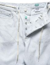 87MM More Jeans Unisex Street Style Cotton Jeans 6