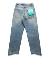 87MM More Jeans Unisex Street Style Cotton Jeans 14