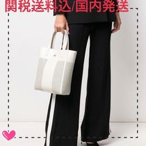 TOM FORD Casual Style 2WAY Office Style Formal Style  Logo Handbags