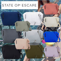 State of Escape Casual Style Street Style Crossbody Shoulder Bags