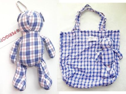 Other Plaid Patterns Unisex A4 2WAY Shoppers