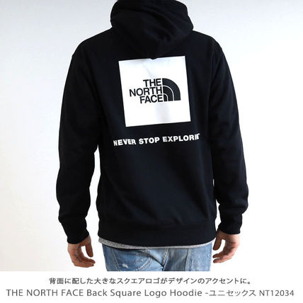 THE NORTH FACE Hoodies Unisex Outdoor Hoodies 9