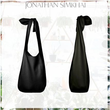 Casual Style Office Style Totes