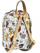 Disney Collaboration Leather Backpacks