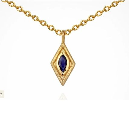 Casual Style 18K Gold Elegant Style Necklaces & Pendants