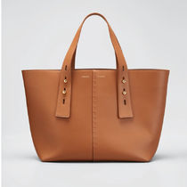 FRAME DENIM Casual Style Office Style Totes