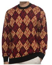 Fucking Awesome Sweaters Crew Neck Pullovers Wool Long Sleeves Skater Style Sweaters 8