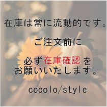 MANU atelier Casual Style Party Style Office Style Elegant Style