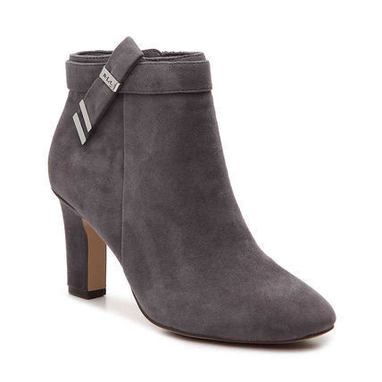 Casual Style Plain Ankle & Booties Boots