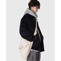 Raucohouse Casual Style Shoulder Bags