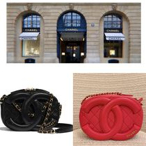 CHANEL Camera Bag Shoulder Bags