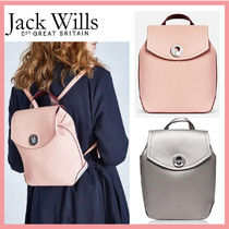 Jack Wills Casual Style Office Style Backpacks