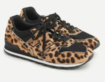 New Balance 996 Leopard Patterns Casual Style Street Style Collaboration